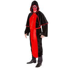 Déguisement de vampire démon homme costume carnaval halloween horreur adulte