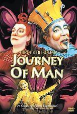 Cirque du Soleil - Journey of Man DVD