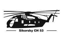Sikorsky CH53 Aufkleber