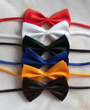 Cravatta a Farfalla per ben vestiti animali domestici grande scelta di colori DCL 14