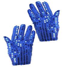 Children Shows Kids Michael Jackson Sequin Design Glove LG