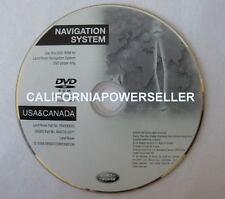 05 06 07 08 Range Rover Sport & HSE Navigation DVD Map 100% OEM NAVI SOFTWARE CD