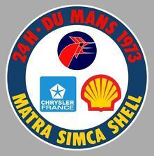 MATRA SIMCA Sticker