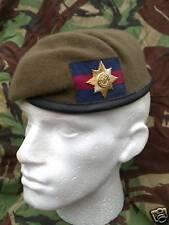 Irish Guards Beret & Brass Cap Badge 57