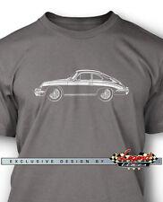 Porsche 356 C Coupe Men T-Shirt - Multiple Colors and Sizes - German Classic Car