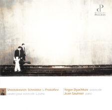Shostakovich Schnittke Prokofiev Dyachkov CAN Press Cd