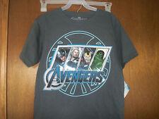 Marvel Heroes Avengers Hulk Captain Thor Iron ManT-Shirt NWT Small 6-7