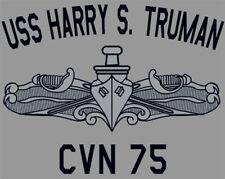 US Navy USS Harry S. Truman CVN-75 T-Shirt