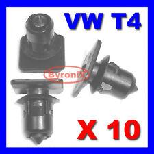 VW T4 TRANSPORTER ROOF TRIM STRIP PANEL LINING CLIPS INTERIOR X10