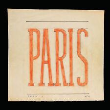 "Van Dyke Parks - Dreaming Of Paris / Wedding In Madagascar 45RPM 7"" SINGLE NEW"