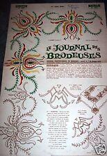 LE JOURNAL DES BRODEUSES 1969 N° 890