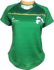 Olorun 6 Six Nations Ladies Exofit Ireland Sublimated Rugby Shirt 08-18