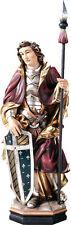 San BERNARDO - Saint BERNARD Wooden Statue