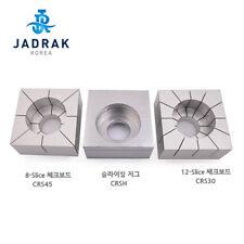 Jadrak Slice Jig for Dia 32mm(1.25inch) Cork Disk for rodbuilding