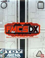 FMCS DX Masked Rider Kamen Fourze w/ 40 Piece Module set Premier Bandai Limiteed