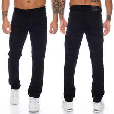 Cipo & Baxx Herren suturas Jeans Hose 319a negros w28 29 30 31 32 33 34 36 38 40