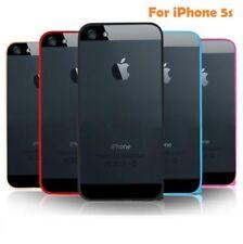 Apple iPhone 5 5S SE - Ultra Thin 0.7mm Metal Bumper Frame Case