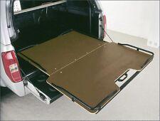 Laderaumschublade  ausziehbare Laderaumwanne  für Nissan Navara Pickup D40