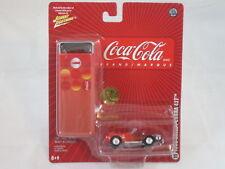 1966 COBRA 427 Johnny  Lightning W/Tray Coca Cola 1/64