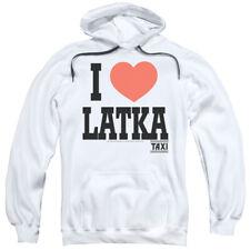 "Taxi ""I Heart Latka"" Hoodie, Crewneck, Long Sleeve"