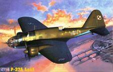HALF PRICE PZL 37 A LOS - WW II BOMBER (POLISH & ROMANIAN MKGS) 1/72 MISTERCRAFT