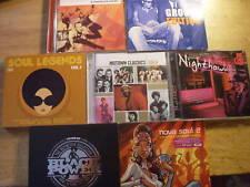 7x SOUL [15 CD] Motown + Nova + Groove + Nighthawk +  / Marvin gaye James Brown
