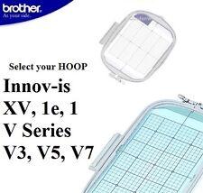 100% Genuine BROTHER EMBROIDERY HOOP Innov-is XV,1,1e, V Series v3,v5,v7