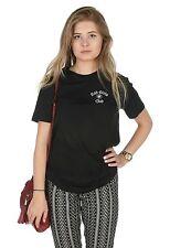 Bad Girls Club Pocket T-shirt Top Funny Tumblr Cute Slogan Grunge Girl Gang