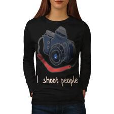 Photography Women Long Sleeve T-shirt NEW   Wellcoda