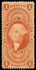 momen: Us Stamps #R75c Revenue Mint Og Vf