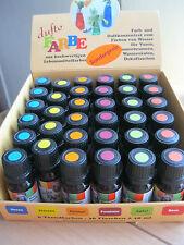 6 Sorten Duftöl Aromaöl Duft & Farbe  GP23,50€/100ml Farb und Duftkonzentrat