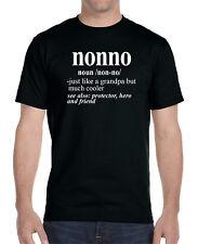 Nonno Noun - Unisex Shirt - Nonno Gifts - Nonno Shirt