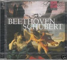BEETHOVEN SEPTET CLARINET TRIO SCHUBERT OCTET THE NASCH ENSEMBLE 2 CD