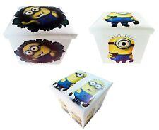 Despicable Me Minions Dave Friends Ottoman Storage Stool Kids Toys Box Chest ME2