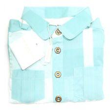 84841 camicia BURBERRY BABY MANICA CORTA camicetta bimbo shirt kids