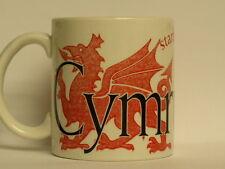 CARDIFF,Starbucks Coffee Mug,CYMNU WALES Collectors Serie,HTF,SOLD OUT