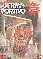 GUERIN SPORTIVO 1979/31 DIEGO A. MARADONA VASCO ROSSI