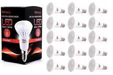 15X E14 LED Lampen von Seitronic 5,5 Watt, 400LM und 10LEDs Warm weiß 2900K
