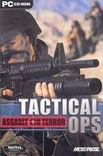Tactical Ops:Assault on Terror (PC: Windows, 2002) - European Version