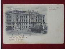 "TRIESTE-Gruss aus-Palazzo del Lloyd-no viagg,""900#5810"