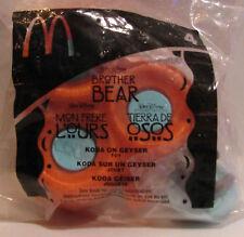 Brother Bear McDonalds Happy Meal KODA Toy #4 MIP NEW