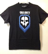 Call of Duty Ghosts Skull Short Sleeved T Shirt  (M/L/XL/2XL)