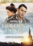 Golden Door (DVD, 2008) Brand New