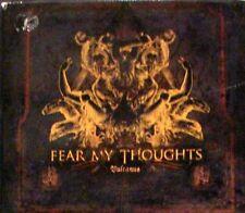 Fear My Thoughts-vulcanus CD