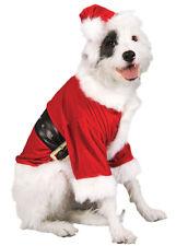 Christmas Santa Claus Pet Dog Costume