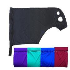 Stretch Lycra Hood, Face & Neck Cover, Mane Protection, Horse Pony Cob