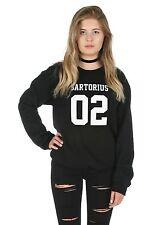 Sartorius 02 Sweater Top Jumper Sweatshirt Fashion Fangirl Jacob Fan Sweater