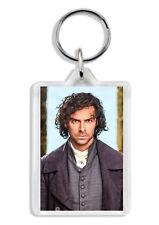 Aidan Turner 002 (Poldark) Keyring / Bag Tag *Great Gift*