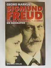 Georg Markus Sigmund Freud das Geheimnis der Seele Die Biographie