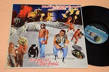 MANFREDI RICKY GIANCO LP ZOMBIE..1°ST ORIG ITALY PROG 1977 NM ! AUDIOFILI TOP NM